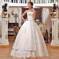 2014 princess lace tube top white fashion W1