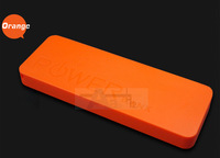 Cool!!!! Orange 5600 mAh Power Bank Universal Backup Mobile Charger Power Bank Portable Free Shipping !