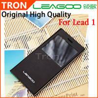 Original PU Leather case Hard Flip Cover Shell for LEAGOO Lead1 Lead 1 High Quality Protective 173438