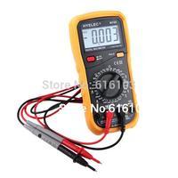 HYELEC MY65 Digital Multimeter AC/DC Voltage Current Resistance Capacitance Frequency Tester Multimetro Ammeter Multitester