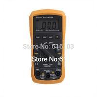 HYELEC MS8233E 2000 Counts Autorange AC/DC Voltage Current Resistance Temperature Digital Multimeter w/Back light