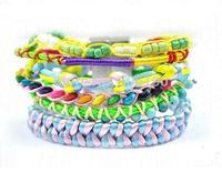HB130 High Quality Fashion handmade 2014 Hot Selling Lady's Bangle Brazilian Bohemia charm bracelet with magnetic clasp 6pcs/lot