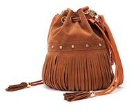 2014 New handbag fringed bag Bucket Bag Handbag Shoulder Bag women bag wholesale