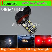 2 x Xenon 9006  led Headlight Canbus Light White 6000K 540LM 12VDC 9012 HB4 LED Bulbs  Error Free LED For Fog DRL Lights Lamps
