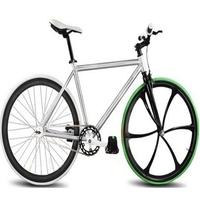 Dead flying bicycle rim 700 c magnesium alloy wheel