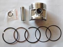 CG 125CC Engine piston + piston ring KIT motorcycle ATV go/kart dirt PIT bike PARTS