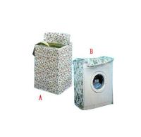 Household washing machine cover washing machine set a b c Waterproof dampproof dustproof decoration sunscreen