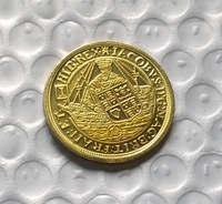 GOLD COIN_2 COPY FREE SHIPPING