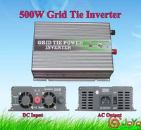 500w Grid Tie Power Inverter(500 watt, 14-28V DC input, 220V AC output, high quality, free shipping) FACTORY DIRECTLY SALE