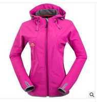 The outdoor ski-wear, two-piece male money charge garments The soft shell charge garments
