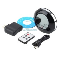 Mini Motion Detect camera alarm clock shape hidden Surveille Cam Camcorder DVR Digital Video Recorder Hot New