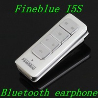 Original FineBlue I5S Bluetooth headset V4.0 Wireless Headphones Handsfree Stereo Sport Earphone With Calls Remind  Earphones