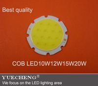 professional manufacture cob led light source 10W12W15W20W  free shipping