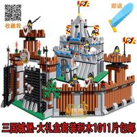 Child educational toys building blocks big box toy