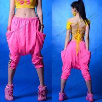 Hiphop 2014 hiphop jazz loose harem pants sports pants