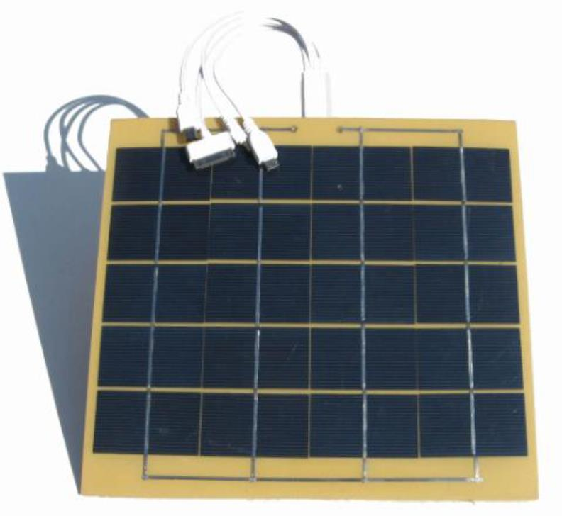 5w 5.5v sun panel kit; solar panel, portable battery (flashlight), toy for children, energy saving item(China (Mainland))