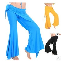 Hot sale 2014 Acrobatics of dance clothing/costumes/exercise pants trousers/pants belly dance new tribal pants K01