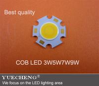 hot sales surface cob lighting source  3W5W7W9W free shipping