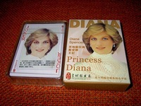 New A Deck Collectable Poker British Princess Diana playing card HCG0018 Free shipping