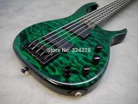 Modulus Quantum 5 Quilt 5-String Bass Guitar hot sell