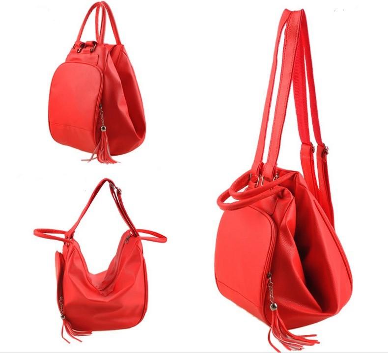 Женский рюкзак-сумка трансформер своими руками