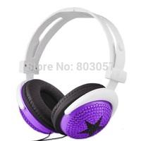 2014 Hot Free shipping(10pcs/lot) Wholesale Fashion Stars crystal headphone for computer