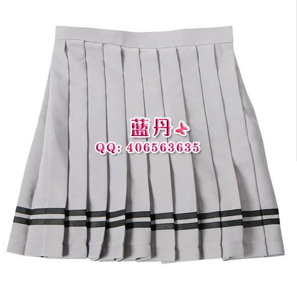 Uniforme scolaire jupe gris jupe plissée uniforme jupe uniforme ...