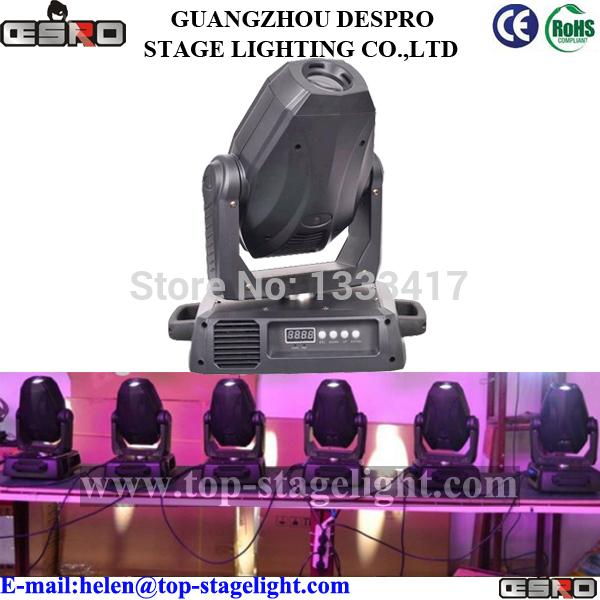 High quality 60w led moving head spot led disco lights dmx club sounds(China (Mainland))