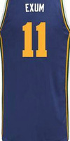 Free Shipping,Utah #11 EXUM tune squad 2 Rev30 New Material Basketball jersey,Embroidery logos,Size S-2XL,Mix Order