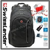 brand SwissLander,Swiss Gear,swiss army,15.6 inch, women Laptop backpack,computer backpacks,laptop bags,notebook case for apple