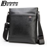2014 Fashion Genuine Leather Messenger Bag Cowhide men's Shoulder Bag