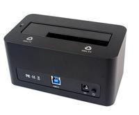 2.5 & 3.5 inch SATA Hard Drive Docking Station(with USB3.0)