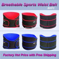Fitness Fat Cellulite Burner Slimming Body Shaper Waist Belt Sports brace breathable waist belt guard ultra breathable