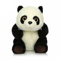 Free Shipping New 2014 Original Kawaii Panda Animals Plush Toys Big Eyes Stuffed Toys For Children Gifts-25CM