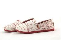Birdthree fashion style women shoes good quality brand women canvas shoes ballerinas women creepers flats plus size 40