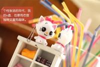 mini pussy cat usb 32 gb character animation cartoon cute girl festival gifts