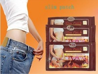 10pcs/bag Hot sale 2014 The Third Generation Slimming Navel Stick Slim Patch Weight Loss Burning Fat Patch Free Shipping