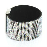 Free Shipping South Korean Pop Diamond Bracelet Stick a Drill Diamond Bracelet Fashion With Diamond Bracelet
