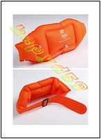 thicken kid adult Swimming float belt beach swimming training inflatable belt swim back float swimming rings equipment