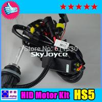 DHL freeshipping HS5 hid xenon kit FOR Honda PCX125 6000K 8000K SQ1533