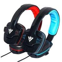 OVLENG ME333 USB On-Ear Stereo Headphones Headset Earphones with Mic Line Controller