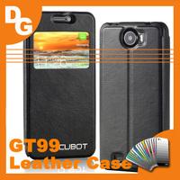 "Hot Sale Original High Quality Flip leather Case For Cubot GT99 4.5 "" 1280X720 HD screen Smartphone"