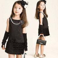 2013 autumn children's clothing girls dress princess dress children dress children's clothing bottoming