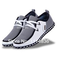 man fashion summer men sneakers breathable canvas shoes fashion casual men shoes ultra-light sport shoes men's shoes size 40-46