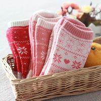 2014 New Arrival Women's Casual Socks Winter Floor Towel Warm Socks Thickening Thermal Socks Women's Loop Pile Socks