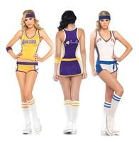 2014 new football baby clothing color cheerleading female Xia DS costume photo set cheerleading Costume