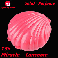 15# new 2014 New Arrivals 15g shell perfum frances original perfume 1pc free shipping for 2015 gift women