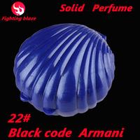 22# new 2014 New Arrivals 15ml shell perfum Importados portable perfume summer magic fragrant cream For Women christmas gift