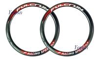 700C 50mm Free shipping Wholesale Full Carbon Fiber Tubular circle Clincher Road Bike Carbon wheels rims,Basalt