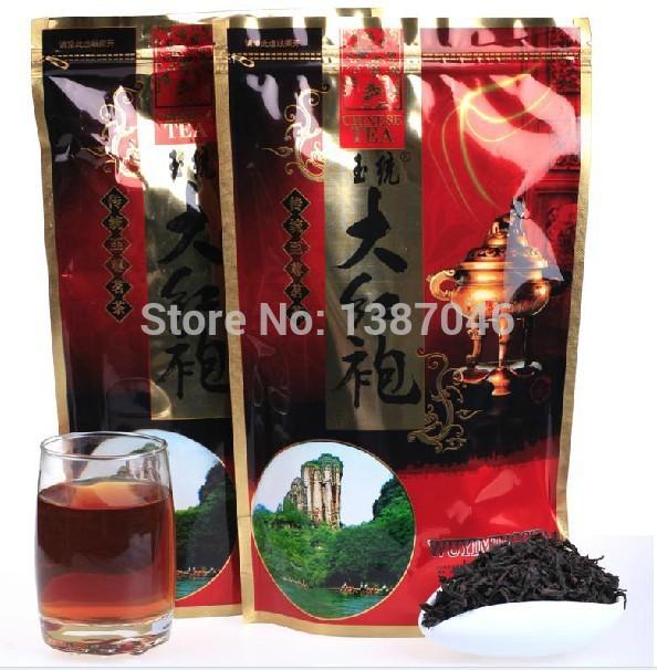 sales promotion 250 g dahongpao Wuyi rock tea oolong tea health tea aroma bulk free shipping
